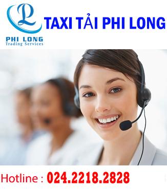 Hotline taxi tải phi long