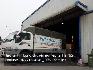 Cho thuê xe tải 1,25 tấn tại Hà Nội