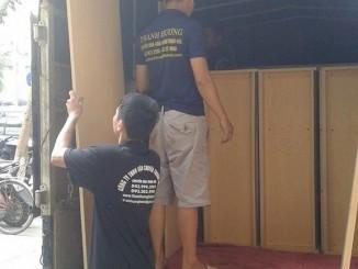 Dịch vụ chuyển nhà vận tải Phi Long tại đường Lương Thế Vinh