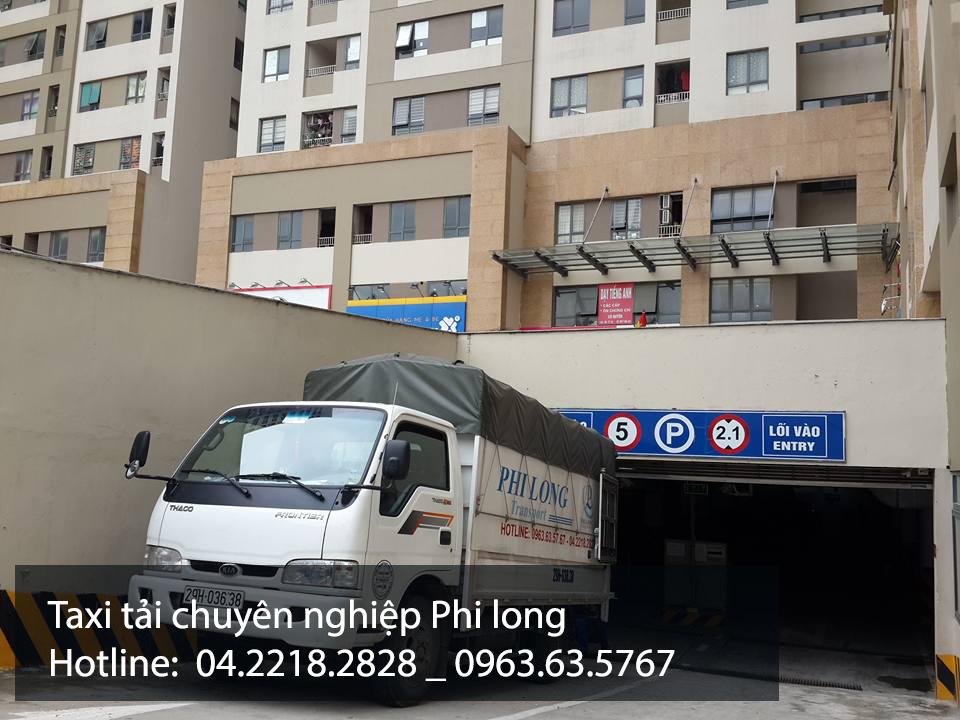 Dịch vụ cho thuê xe tải tại quận Hoàn Kiếm giá siêu rẻ