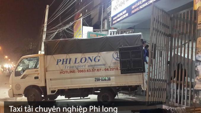 Cho thuê xe tải tại huyện Đông Anh