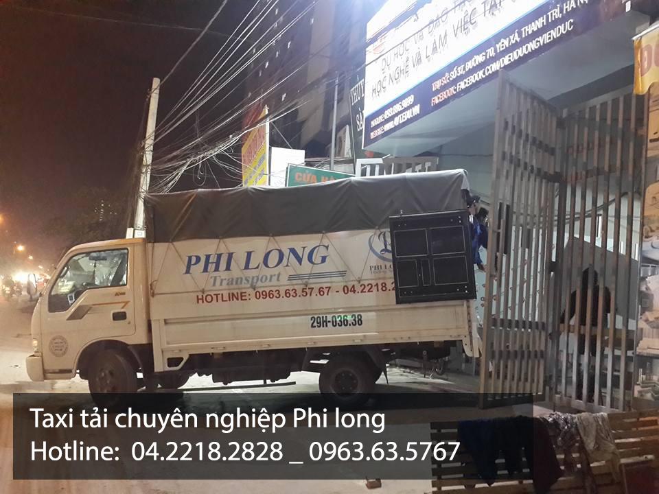 Phi Long nhận vận chuyển hàng hóa Hà Nội Sài Gòn