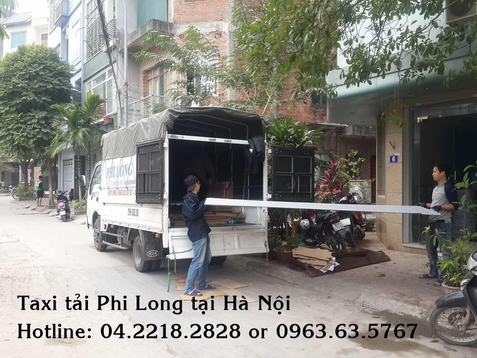 Cho thuê xe tải tại huyện Gia Lâm giá rẻ nhất tại Hà Nội