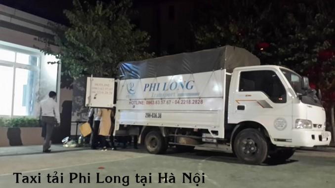 Công ty Phi Long cho thuê xe tải giá rẻ tại huyện Gia Lâm