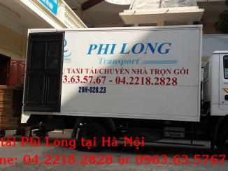 Công ty Phi Long cho thuê xe tải Cho thuê xe tải tại phố Vương Thừa Vũ