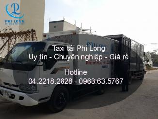 Dịch vụ cho thuê xe tải giá rẻ tại đường Trường Chinh
