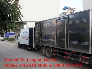 Dịch vụ cho thuê xe tải tại phố Lê Trọng Tấn Phi Long