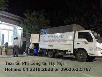 Cho thuê xe tải giá rẻ tại huyện Sóc Sơn