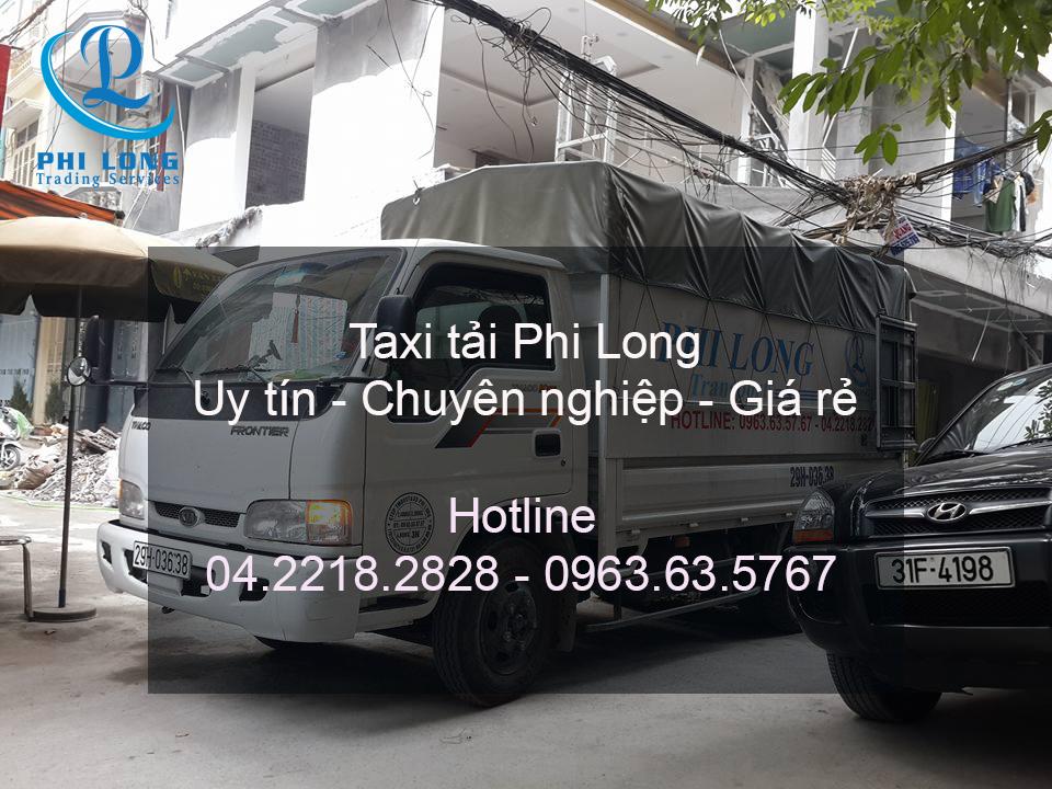 Taxi tải Phi Long giá cực hot hiện nay