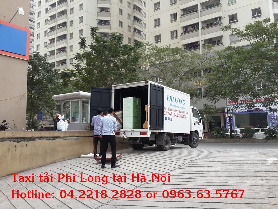 Dịch vụ cho thuê xe tải tại phố Nguyễn Hữu Thọ