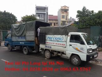 Dịch vụ cho thuê xe tải giá rẻ uy tín tại quận Hoàn Kiếm