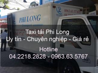 Cho thuê xe tải giá rẻ chuyên nghiệp tại huyện Hoài Đức