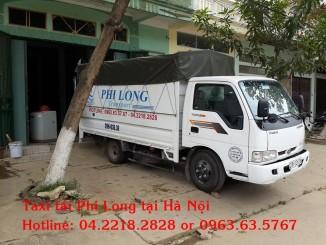 Dịch vụ cho thuê xe tải chuyển nhà Phi Long tại huyện Đông Anh