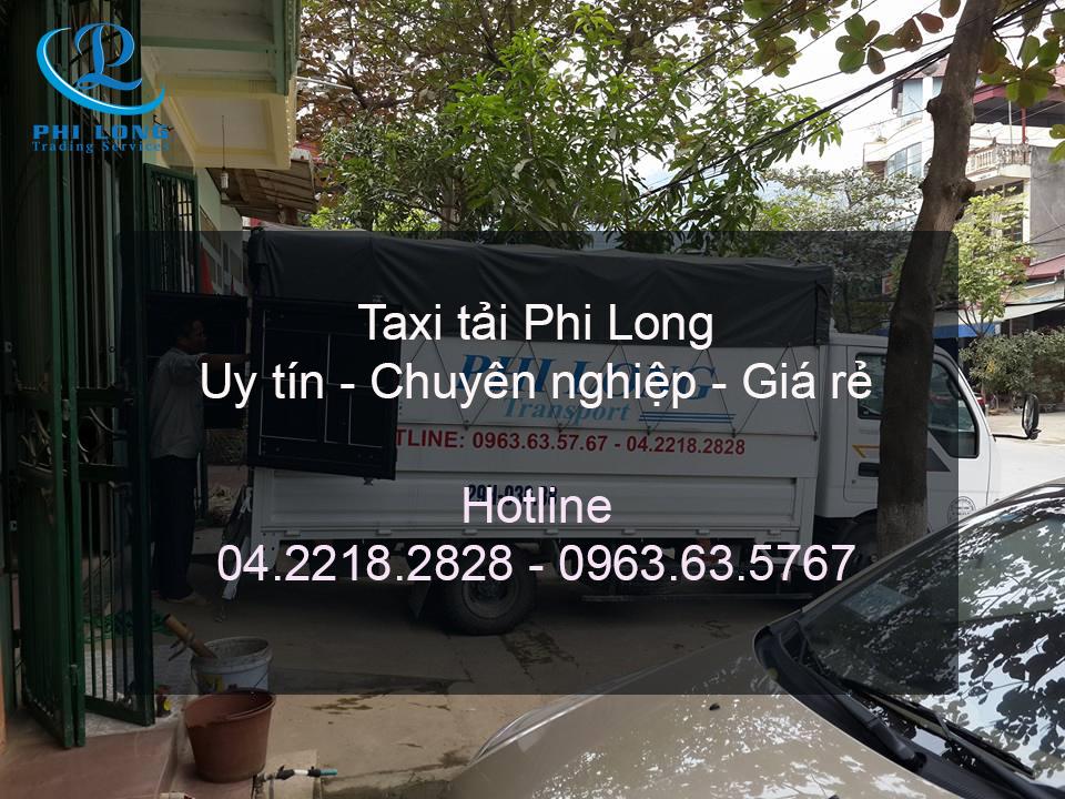 Cho thuê xe tải tại huyện Mê Linh