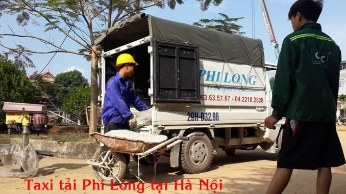 Cho thuê xe tải tại huyện Chương Mỹ giá rẻ Phi Long