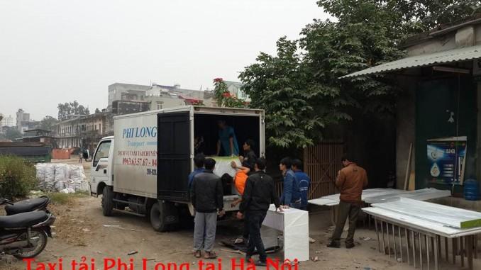 Dịch vụ cho thuê xe tải giá rẻ tại thị xã Sơn Tây