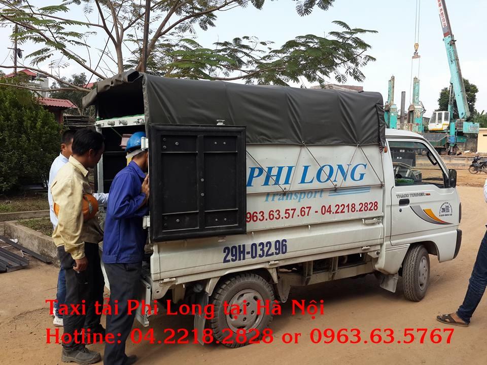 Cho thuê xe tải giá rẻ chuyên nghiệp tại huyện Đan Phượng