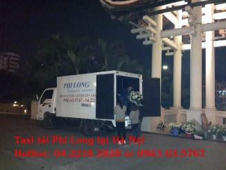 Dịch vụ cho thuê xe tải tại phố Nguyễn Trãi