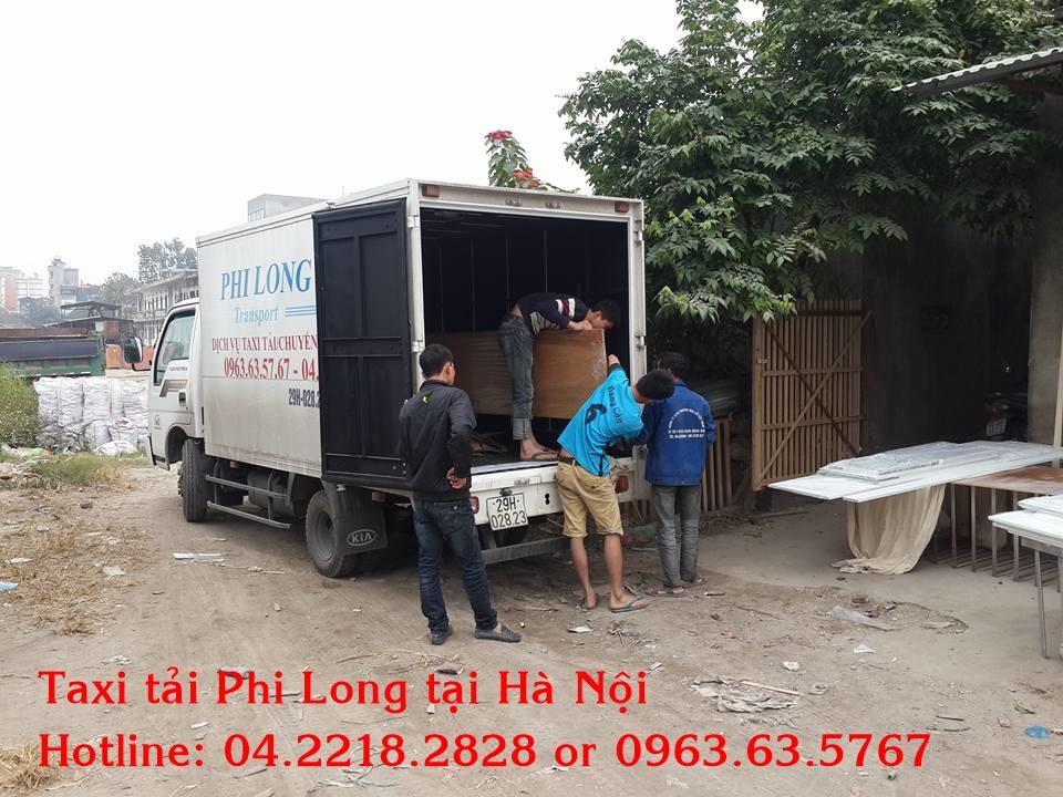 Chuyển nhà trọn gói giá rẻ Phi Long tại Hà Nội