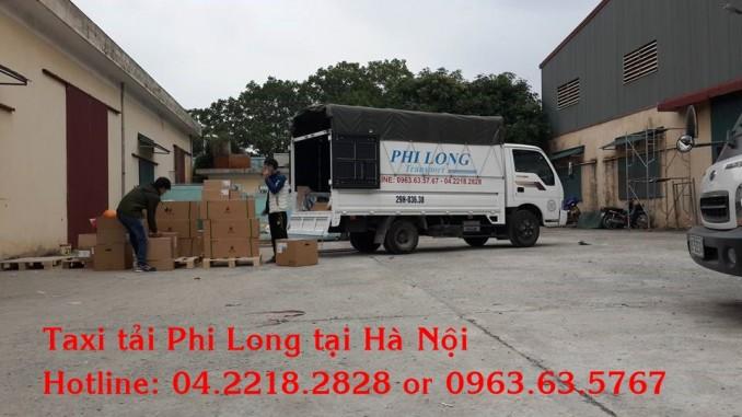 Chuyển văn phòng Phi Long tại quận Hai Bà Trưng