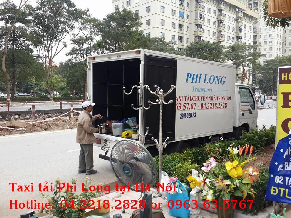Cho thuê xe tải giá rẻ tại thị xã Sơn Tây