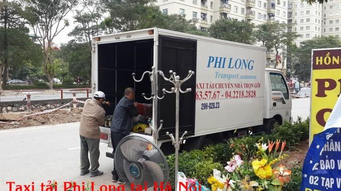 Cho thuê xe tải Phi Long chuyển nhà trọn gói tại đường Khương Đình
