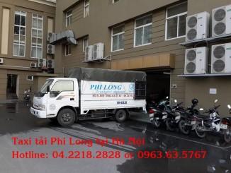 Cho thuê xe tải giá rẻ của Phi Long tại đường Trần Phú