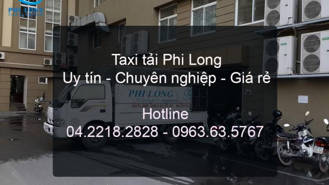 Vận tải Phi Long tại huyện Quốc Oai