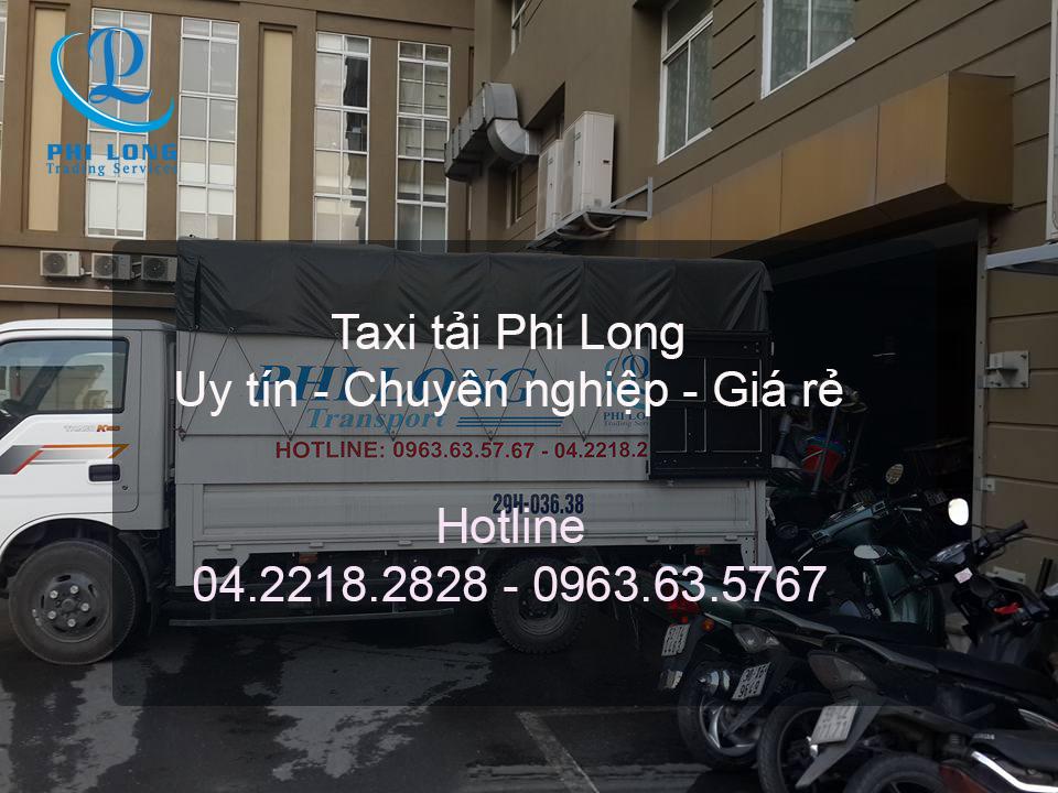 Dịch vụ cho thuê xe tải giá rẻ tại huyện Mỹ Đình
