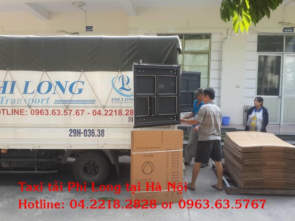 Taxi tải Phi Long giá rẻ nhất tại Hà Nội