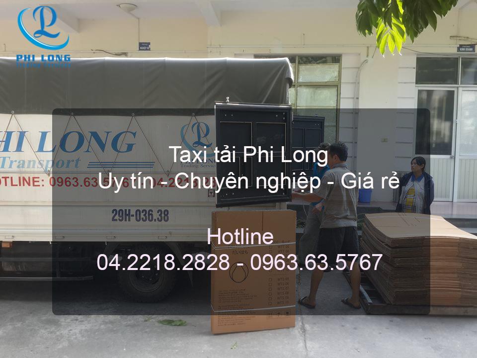 Dịch vụ cho thuê xe tải giá rẻ tại huyện Mê Linh