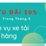 Dịch vụ taxi tải Phi Long tại xã Yên Sở