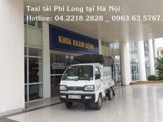 Vận tải Phi Long cho thuê xe tải chuyển nhà tại phố Đỗ Quang