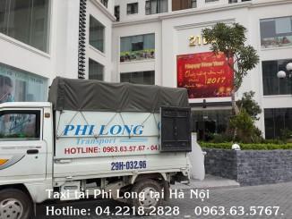 Dịch vụ cho thuê xe tải uy tín tại phố Quan Nhân