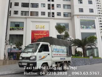 Vận tải Phi Long cho thuê xe tải giá rẻ tại phố Ngụy Như Kon Tum