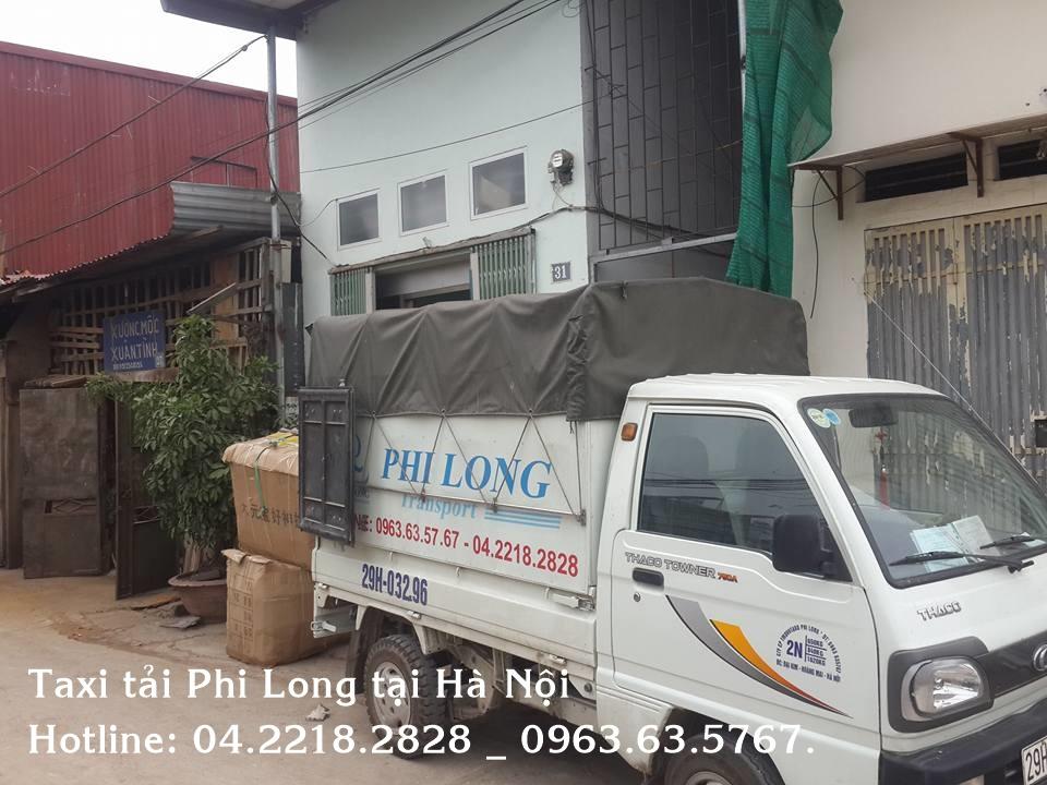 Xe tải 5 tạ Phi Long tại Hà Nội