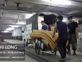 Công ty cho thuê xe tải chuyển nhà giá rẻ tại phố Nhân Hòa