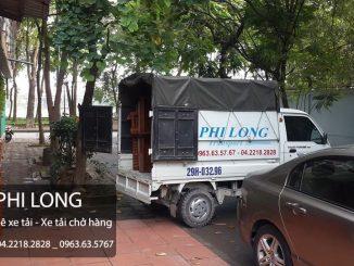 Dịch vụ cho thuê xe tải chuyên nghiệp tại phố Hoàng Ngân