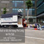 Công ty Phi Long hãng cho thuê xe tải chở hàng chuyên nghiệp nhất tại phố Ngọc Hà