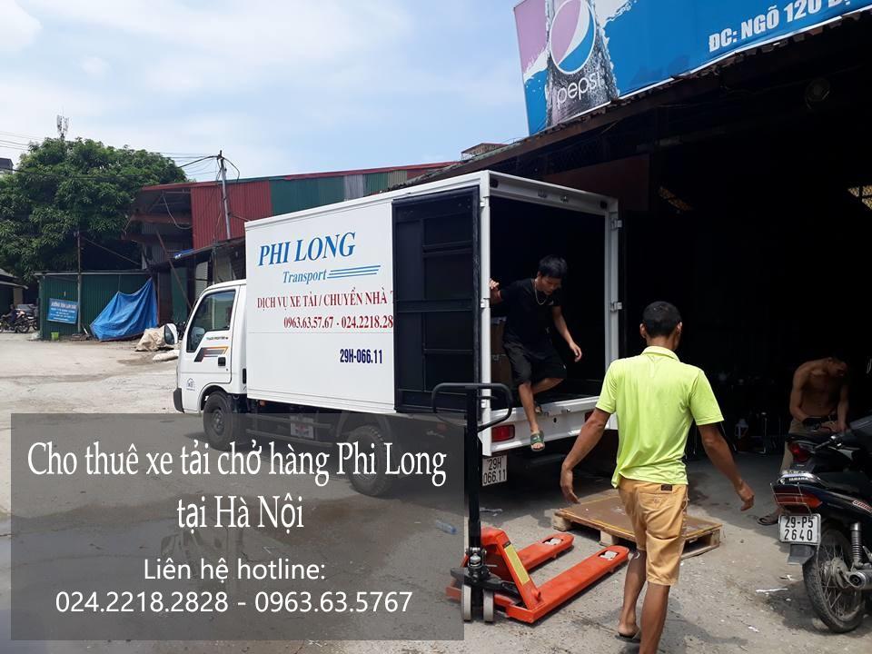 Vận chuyển tranh vẽ tại phố Huỳnh Tấn Phát