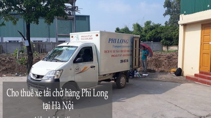 Cho thuê xe tải uy tín tại phố Phúc Hoa