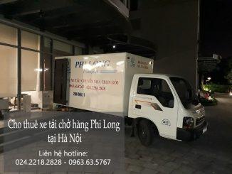 Cho thuê xe tải uy tín tại phố Nguyễn Công Trứ