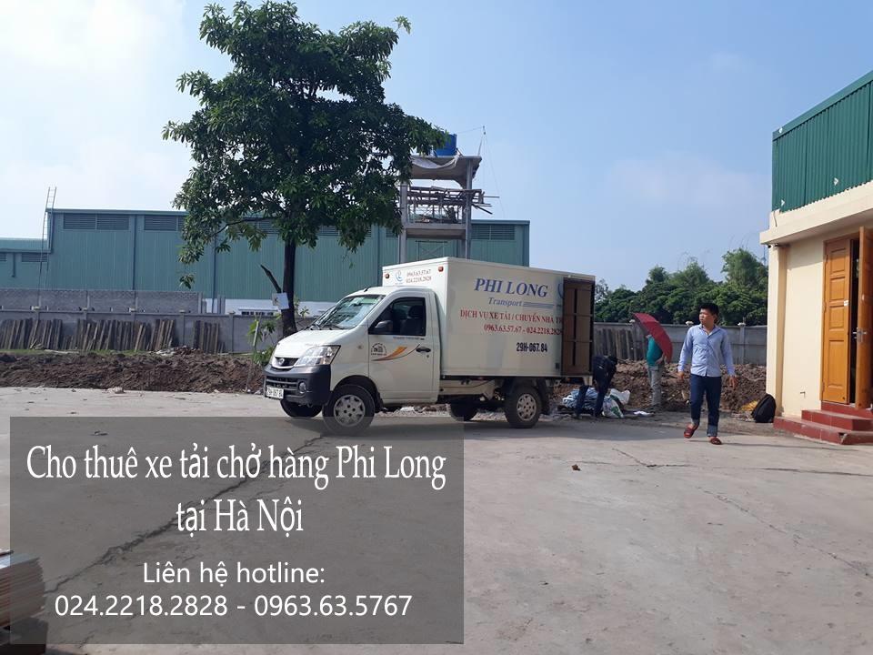 Dịch vụ cho thuê xe tải giá rẻ tại phố Lý Nam Đế