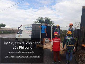 Cho thuê xe tải liên tuyến tại phố Nguyễn Thị Định