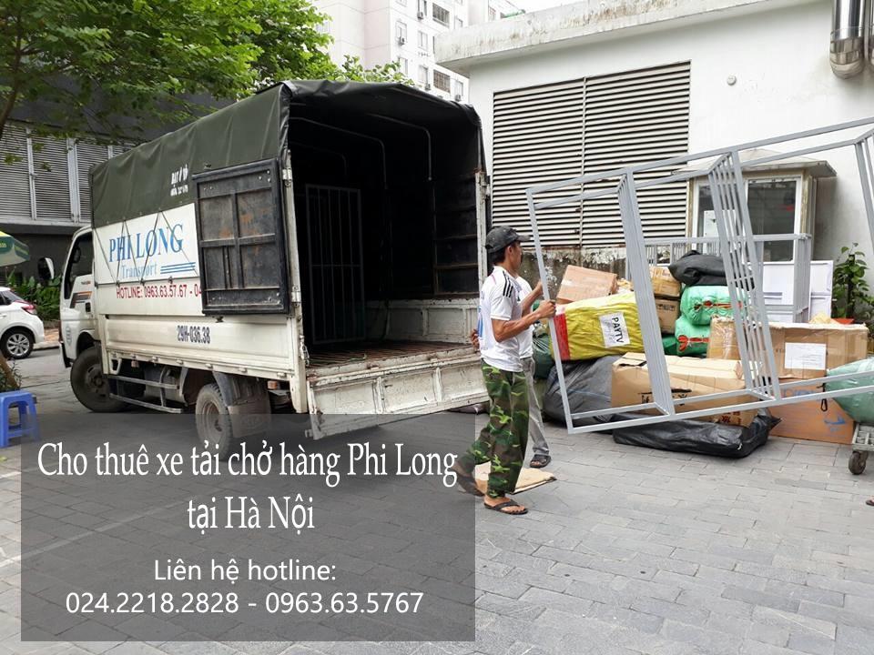 Dịch vụ cho thuê xe tải uy tín tại phố Huỳnh Văn Nghệ-0963.63.5767
