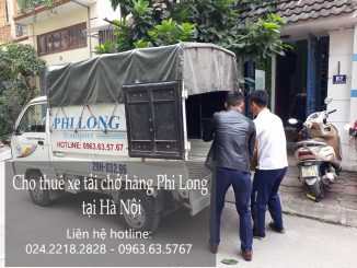 Dịch vụ cho thuê xe tải tại phố Nam Dư