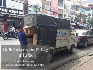 Cho thuê xe tải nhỏ tại phố Vũ Xuân Thiều