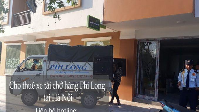 Dịch vụ cho thuê xe taxi tải tại phố Hoàng Như Tiếp-0963.63.5767