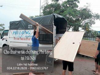 Dịch vụ cho thuê xe tải giá rẻ tại phố Ô Cách