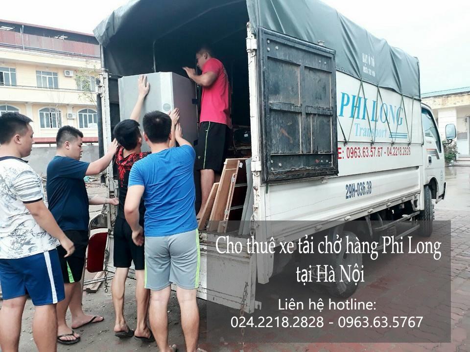 Dịch vụ cho thuê xe tải chở hàng tại phố Lệ Mật-0963.63.5767